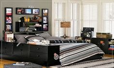 best sports room designs for teenage boys photo2 homedesignxtreme 500x300 Boys Room Sports Designs