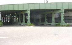 Spoorviaduct Amsterdam Oost