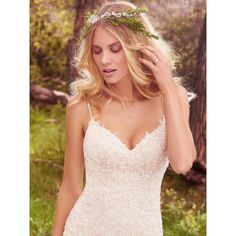 CC's Boutique offers the Maggie Sottero wedding dress Nola at a great price. Call or today to verify our pricing and availability for the Maggie Sottero Nola dress. Backless Wedding, Bohemian Wedding Dresses, Wedding Bridesmaid Dresses, Wedding Dress Styles, Bridal Dresses, Dress Wedding, Lace Wedding, Prom Dresses, Wedding Dress Boutiques