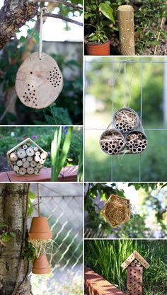 we love handmade | we love handmade: Insektenhotels | http://welovehandmade.at