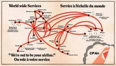 Pacific Airlines, Canadian Airlines, All Airlines, Air Jamaica, Flight Map, Train Map, International Airlines, Canada, Air France