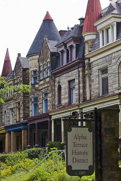 700 Block of N Beatty - East Liberty, Pittsburgh, Pennsylvania