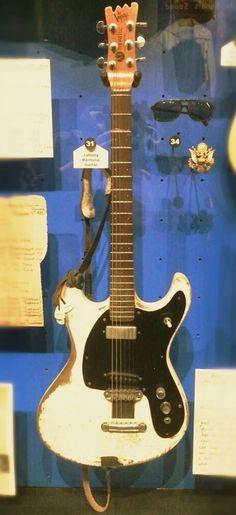 Johnny ramone guitar