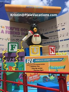 Slinky Dog Roller Coaster is a fun fast paced roller coaster in the Toy Story section of Disney's Hollywood Studios.#SlinkyDog #HollywoodStudios #pixiekristin #DisneyWorld #Disney