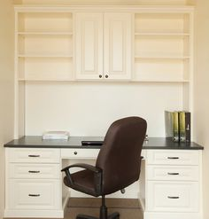 Closet-office idea