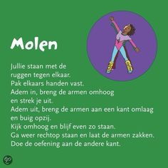 Molen deel 2 Massage, Relaxation Exercises, Yoga 1, Conscious Discipline, Coaching, Mindfulness For Kids, Yoga School, Brain Gym, Teacher Inspiration