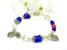 Special Gift for Mothers Day, Mothers Poem Bracelet