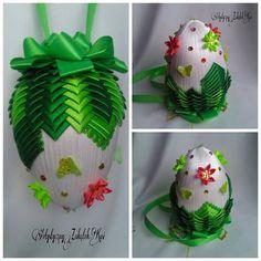Vajíčko * patchwork a ribbon