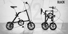 "Folding Bike NANOO 12""."