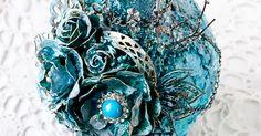 Ola Khomenok, scrapbooking, mixed media, handmade, albums, tutorials, workshop, classes, scrap