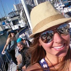 We're on a boat  #boat #boating #sandiegoliving #lovemylife