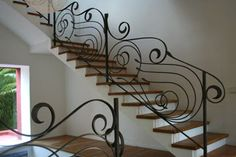 Curve stair