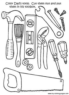 tools for tool kit for when you are mad, sad, anxious, etc.  Each tool has a purpose ex: screwdriver can loosen things up or tighten things up. have the client determine examples for each. Then when they feel they need a tool they can look through there box and pick out one.