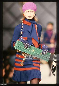 Chanel Fall 90 Fashion Show Details