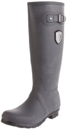 Kamik Women's Jennifer Rain Boot  Lightweight, waterproof upper made from RubberHE. It's a PVC free, synthetic rubber that's designed to retain its flexibility and traction in both warm and cold temperatures.