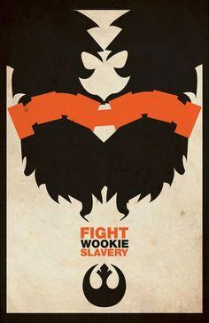 Fight Wookie Slavery