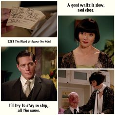 Everything Miss Fisher, The Foxy Lady Detective — Miss Fisher Timeline (21) – S2E8 The Blood of... Intelligent Women, First Choice, Murder Mysteries, Explain Why, White Man, Timeline, Detective, Fisher, Bff