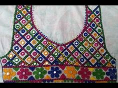 Diy Embroidery Patterns, Kurti Embroidery Design, Embroidery Works, Hardanger Embroidery, Learn Embroidery, Silk Ribbon Embroidery, Types Of Embroidery, Floral Embroidery, Embroidery Stitches