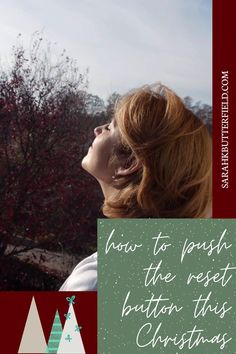How to push the reset button this Christmas - #faith #spiritualgrowth #forgiveness