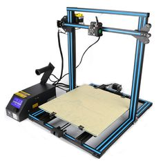 Creality 3D® CR-10 Customized 400*400*400 Printing Size DIY 3D Printer Kit 1.75mm 0.4mm Nozzle With 2x 1KG PLA Filament - Use a 16% off coupon for your printer, code: 3DPrinter