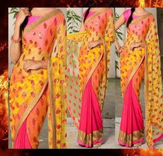 Designer Saree Salewww.maharanidesigner.comPrice Rs-5200Fabric:GeorgetteFor any more information contact on WhatsApp or call 8699101094