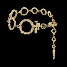 Canturi Regina bracelet by Stefano Canturi