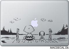 Faszinierende Details als Macbook Aufkleber machen deinen täglichen Begleiter zum Unikat. #snoopy  http://www.macdecal.de/macbook-sticker-art/macbook-sticker-snoopy-sunset.html