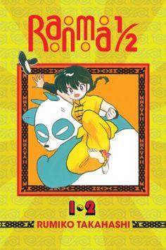Ranma 1/2 Graphic Novel 1-2 Omnibus #RightStuf2013 #OldSchool #Classic