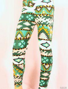 Winter Green - minty fresh! - 15$US, Girls size S/M (4-7), girls size L/XL (8-women's 1/2) *will be capri for women*  To shop: www.livingstonbuskins.com (Rachel Livingston as referral)  To join my Livingston's Buskins team: Comment for info