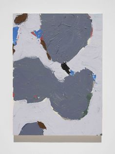Richard Aldrich, Untitled, 2010-2011, Oil and wax on panels 15 × 11 in (38 × 28 cm)