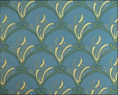 art nouveau repeating pattern 800 800 art. Black Bedroom Furniture Sets. Home Design Ideas