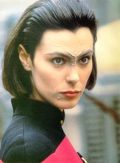 Michelle Forbes as Ensign Ro Laren