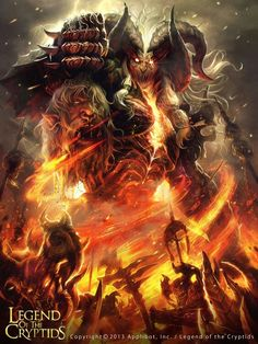 Guardian del infierno envolved