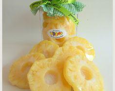 Sabonete compota de abacaxi
