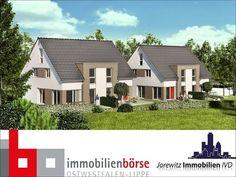 Doppelhaushälfte Bielefeld: Familientipp in Bi-Quelle: Doppelhaushälfte mit KfW-55 Standard