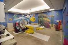 New York City Children's Hospital Gets A Pirate-Themed CAT ...