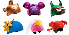 Tail Wags Helmet Covers: Kid Friendly or Are You Kidding?