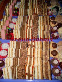 Jako volim da pravim sitne kolače a najviše se radujem ovima jer ih spremam za moju krsnu slavu Sv. Nikola.Radujem se spremanju slave jer ...
