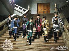 「超特急 CHRISTMAS ONEMAN LIVE 2015 Fantasy Love Train~君の元までつながるRail~」Blu-ray