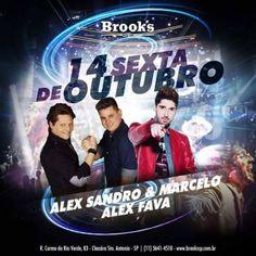 Comemore seu Aniversário na Brooks SP ! Coloque seu nome na lista pelo link: http://www.baladassp.com.br/balada-sp-evento/Brooks-SP/520 Whats: 951674133