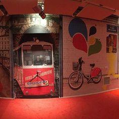 #SALON : Neodko habille la Cité Internationale de Lyon pour le Salon @mydscoop !