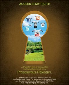"""The """"Access Is My Right"""" Campaign Gains Momentum In Pakistan"""