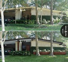 Mid-century Home Cur