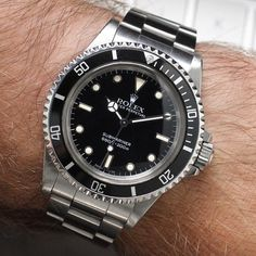 1986 5513 Submariner from @rolexdiver