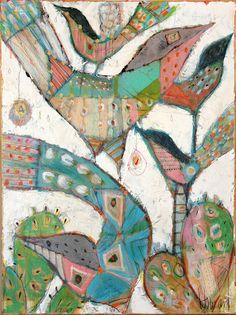 GRETCHEN WELLER HOWARD   Recent & Available Paintings