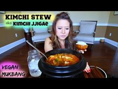 kimchi soup with tofu and spinach korean stew kimchi soup with tofu ...