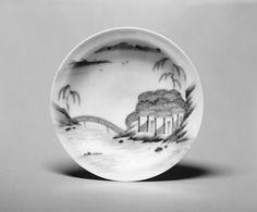 Блюдце Япония 1830