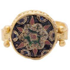 Antiquities Tireless Beautiful Ancient Agate Stone Intaglio Stone Wonderful Old Bead
