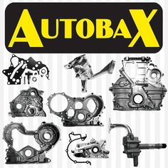 We are distributors of the extensive range of Autobax pumps, tensioners & belts
