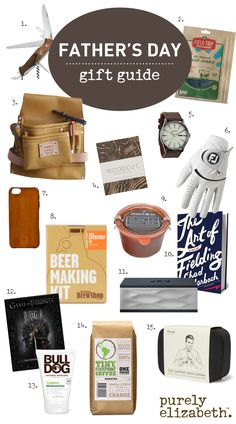 Purely Father's Day Gift Guide
